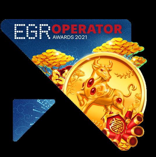 Wazdan nominated for EGR Operator Awards