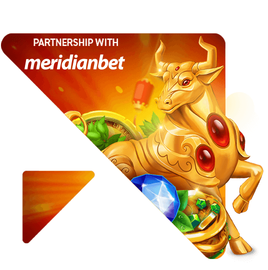 Wazdan partners with MeridianBet